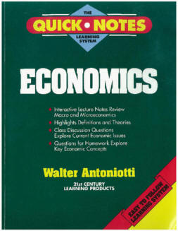 Economic homework questions