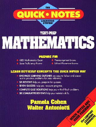 Mathematics book school high